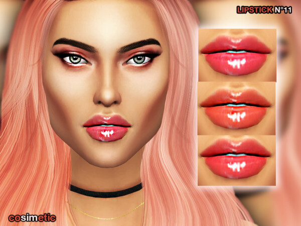 Lipstick N11 by cosimetic from TSR