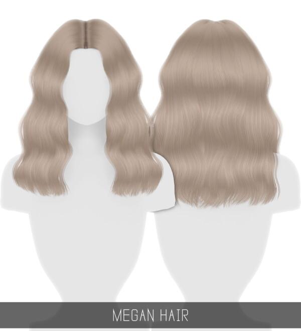 Simpliciaty: Megan Hairstyle
