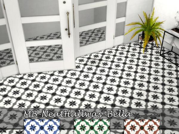 The Sims Resource: Neat Hallway Bella floors by matomibotaki