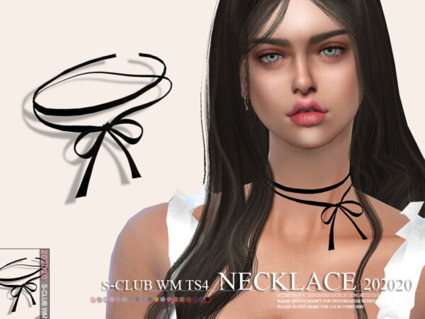 Necklace 202020 by S Club from TSR