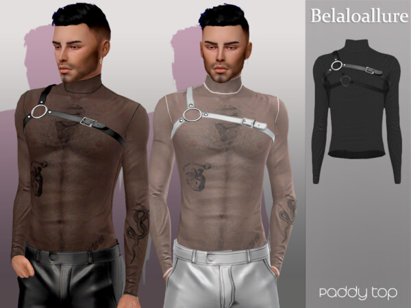 Paddy harness top by belal1997 from TSR