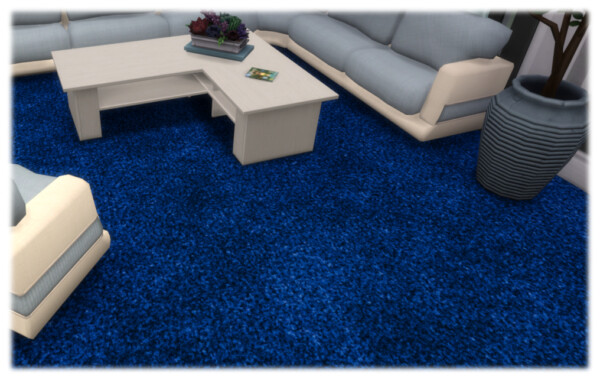 Mod The Sims: Posh Lux Carpet   A pot luck of color by Wykkyd