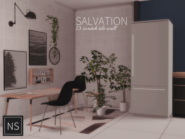 The Sims Resource: Salvation Tile by Networksims