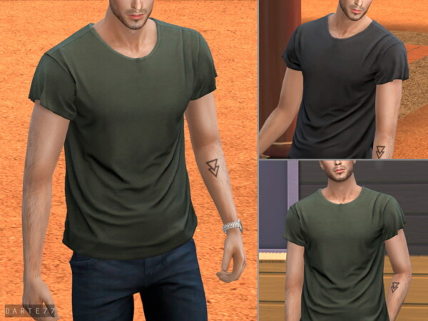 Short Sleeve Tee by Darte77 from TSR