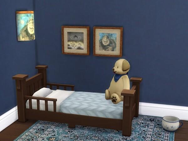 KyriaTs Sims 4 World: Tell me a story mini set
