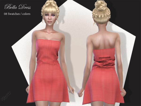The Sims Resource: Tina Dress by pizazz