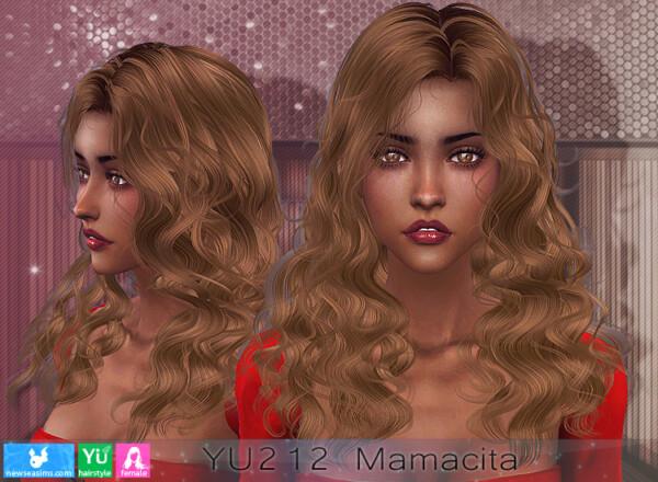 NewSea: YU212 Mamacita Donation Hairstyle