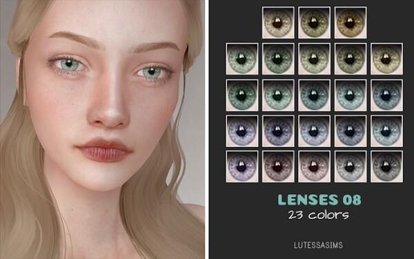 Lutessa: Lenses 08