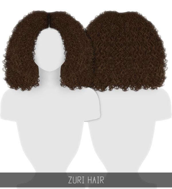 Simpliciaty: Zuri Hair