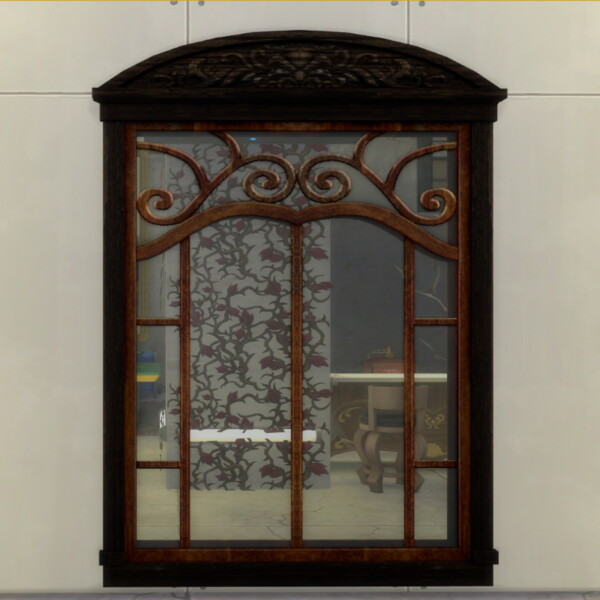 Rusted Victorian Build set by Cuddlepop from Mod The Sims