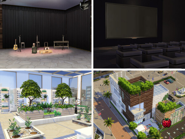 Hope Arts Center by melapples from TSR