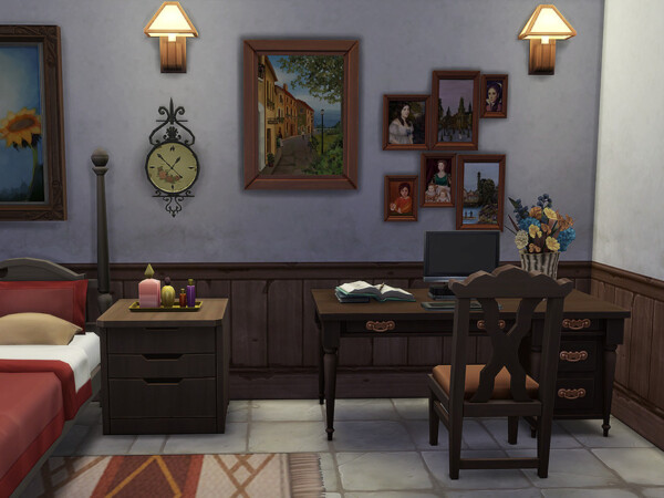 Small Flower Cottage by Ineliz from TSR