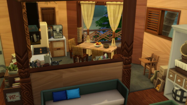 Extreme renovation home by MegaEmilicorne from Luniversims