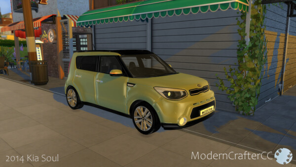 2014 Kia Soul from Modern Crafter