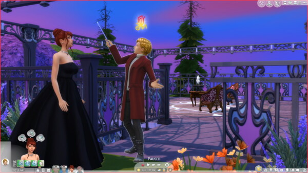 Realm of Magic Cooldown Mods by lordofthepringle from Mod The Sims