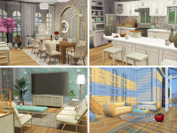 Irina home by melapples from TSR