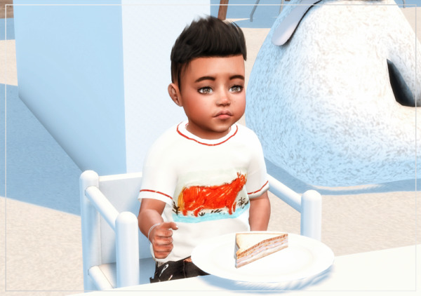 Toddlers Collection from Sims4 boutique