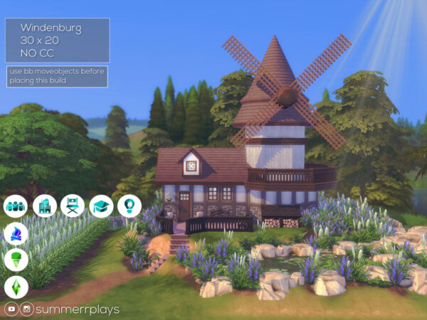 Windmill Farm by Summerr Plays from TSR