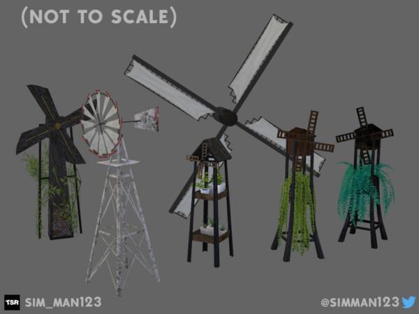 Windmills by sim man123 from TSR