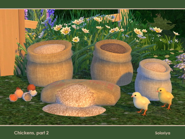 Chickens Part 2 by soloriya from TSR