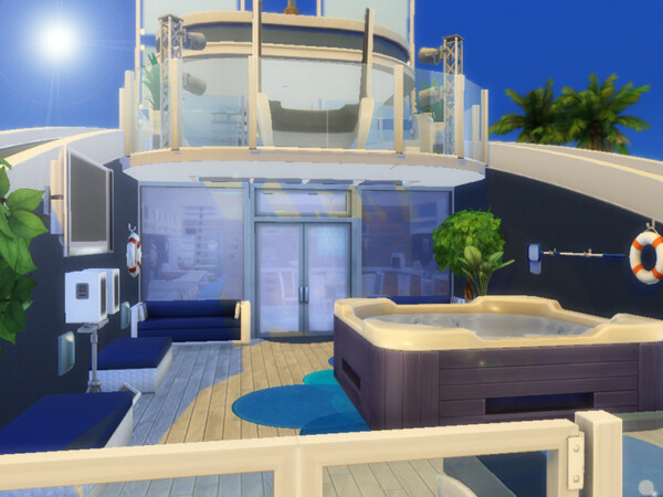 Blue Swan home by dasie2 from TSR