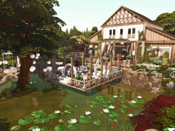 Wedding Barn No CC by Sarina Sims from TSR