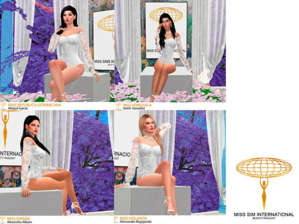 International Fantasy Pose Pack by Beto ae0 from TSR
