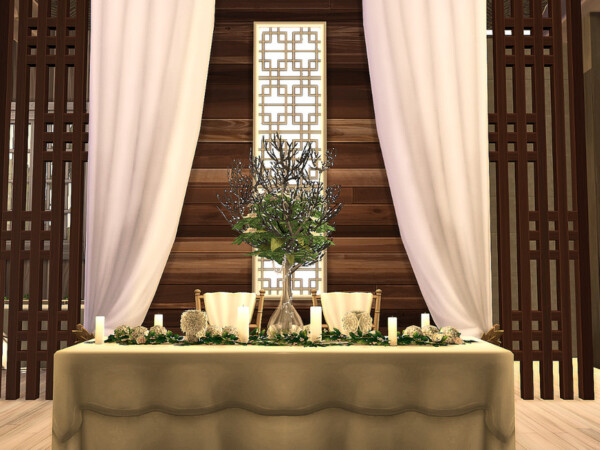 Wedding Barn No CC by Sarina Sims from TSR