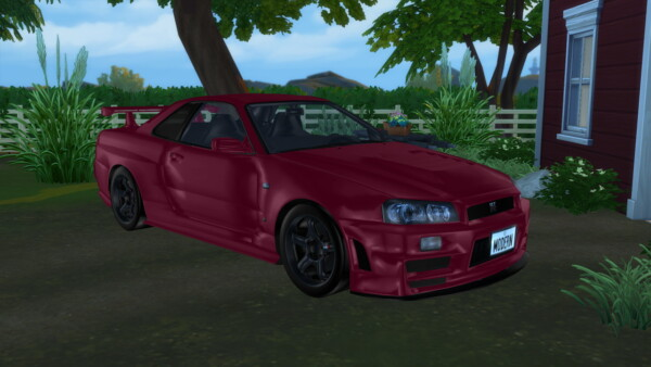 1999 Nissan Skyline from Modern Crafter
