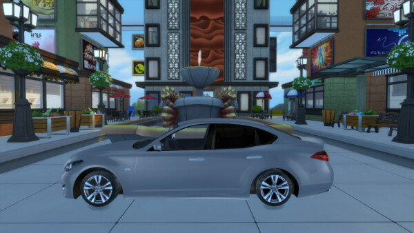 2011 Nissan Fuga from Modern Crafter