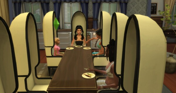 The Sims 4 Screenshot from Luniversims