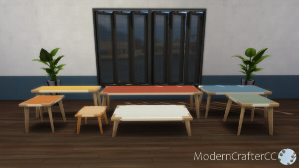 Fabricated Furniture Addon Set from Modern Crafter