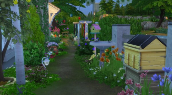 Sweetness of life House from Sims Artists