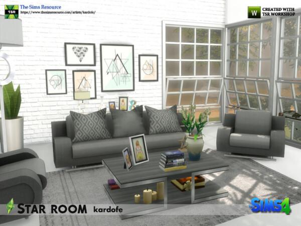 Star room by kardofe from TSR