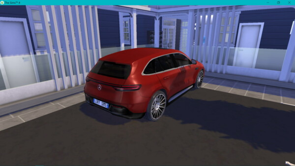 Mercedes Benz EQC from Lory Sims