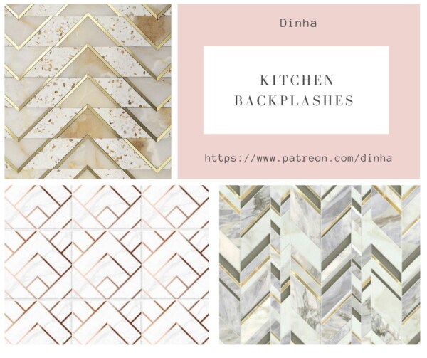 Kitchen Collection I from Dinha Gamer