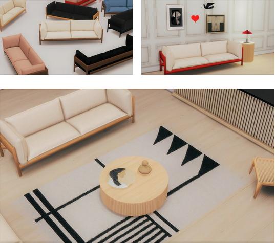 Arbor Eco Sofa from Meinkatz Creations