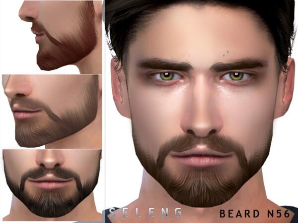 Beard N56 by Seleng from TSR