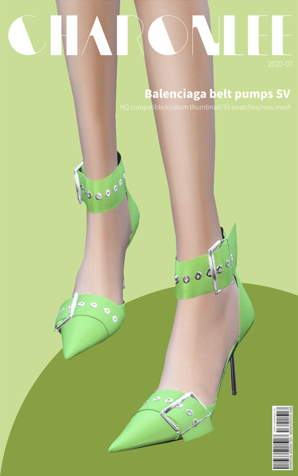 Belt pumps from Charonlee