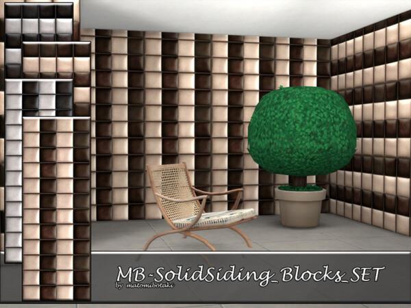 Blocks Tiles Set by matomibotaki from TSR