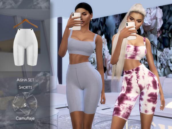 Aisha Shorts by Camuflaje from TSR