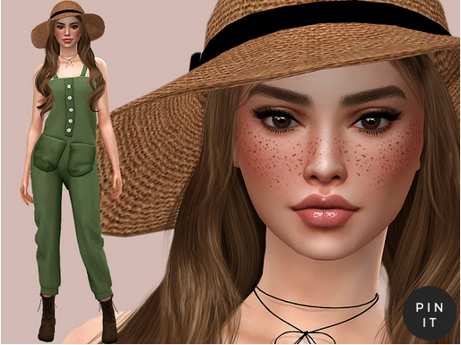 Charlotte Brown from MSQ Sims
