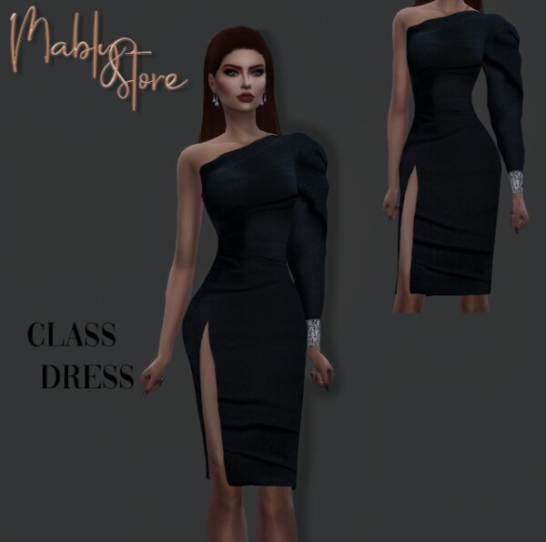 Class dress from Mably Store