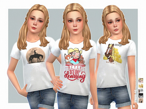Country Girl T Shirt by lillka from TSR