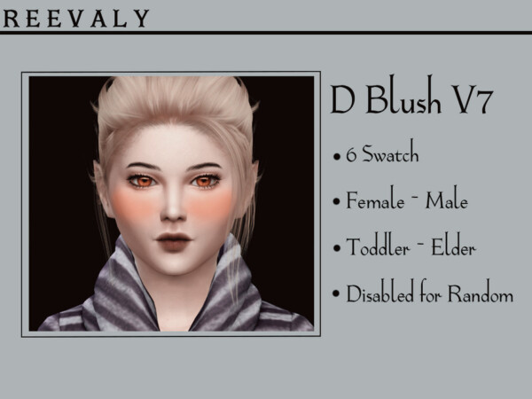 D Blush V7 by Reevaly from TSR