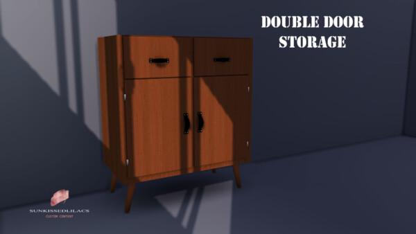Double Door Storage from Sunkissedlilacs