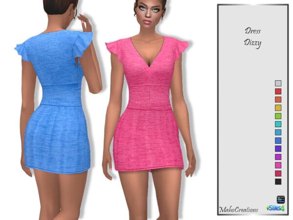 Dress Dizzy by MahoCreations from TSR