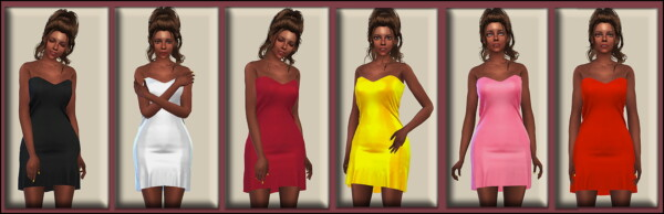 Dress 114 from All by Glaza