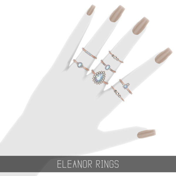 Eleanor Rings from Simpliciaty