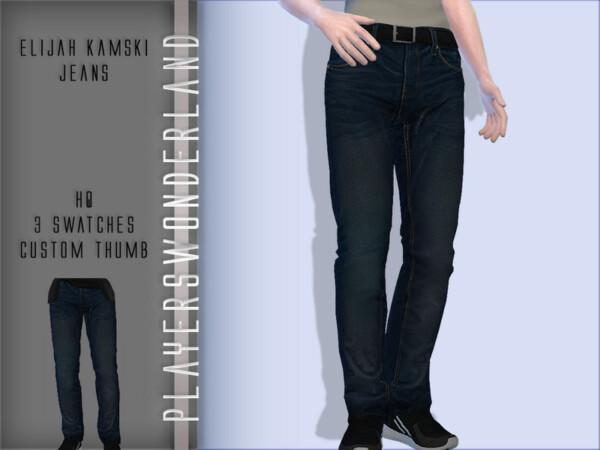 Elijah Kamski Jacket and Tshirt, Jeans, Shoes from Players Wonderland